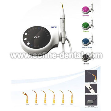 Стоматологические ультразвуковые масштабирования DTE-7 с двумя насадками