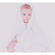 Soft  Absorbent Organic  Baby Bath Towel