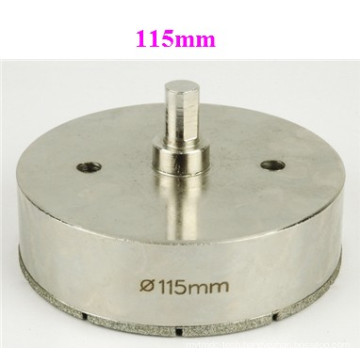 Electroplated Diamond Hole Saw for Ceramic Tiles