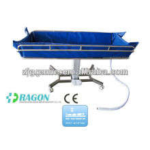 Cama de bebé barata popular de la ducha del hospital; cama de hospital del bebé para la venta DW-HE018