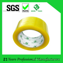 Yellowish No Noise Adhesive Tape