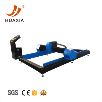 SMAN GANTRY CNC GAS CUTTING MACHINE WORKING