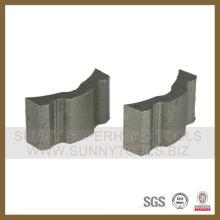 2015! Сегмент сверлильного алмазного сердечника Sunny Diamond Turbo для армированного бетона