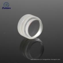 Lente tripla de vidro óptico de 50,8 mm