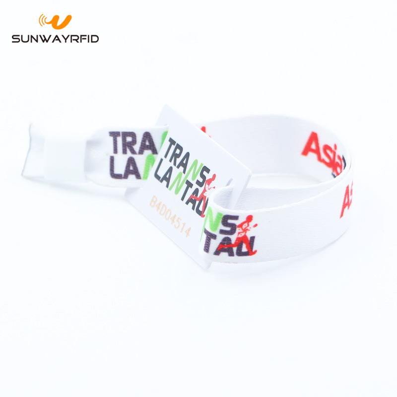 plus se Fabric RFID Wristbands