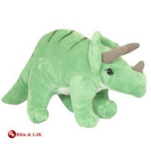 Dinosaurio encantador promocional de encargo de la felpa