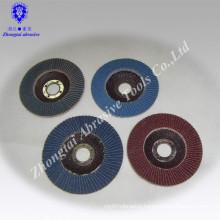 Calcined fiber aluminum oxide grinding disc flap disc