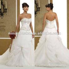 Vestido de casamento Embrodery Boutique