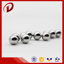 OEM Good Hardness Polished Metal Magnetic Ball Stainless Steel Ball for Fasteners, Plastic Pulley Wheel (custom size)