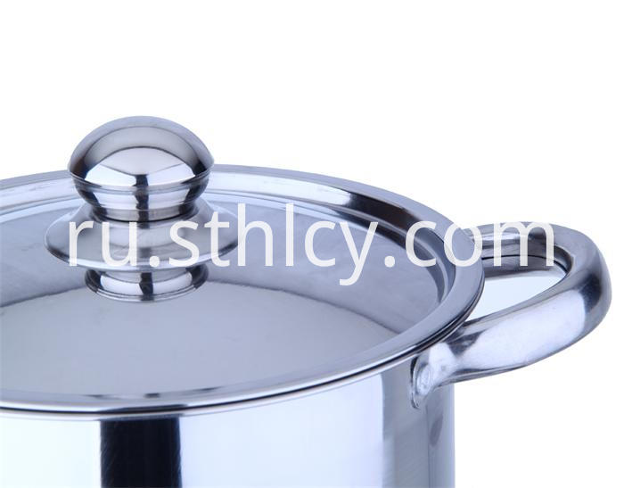 Stainless Steel Kitchen Cookware