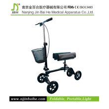 Duarable Knie Roller mit abnehmbarem Korb