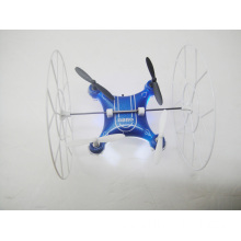 Mini 2.4G 6-Axis RC Gyro Drone Flashlight
