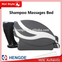 salão de beleza cadeiras de massagem shampoo