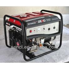 5.0KVA SC5000-I Generador de Gasolina (Generador de Gasolina 5.0KVA)