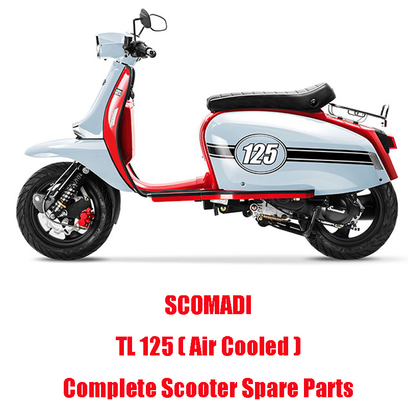 TL125 Air Cooled