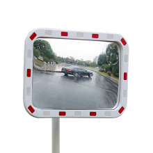 KL Traffic Road Safety PC/acrylic Reflective Road Convex Mirror for Outdoor, Car Convex Mirror/