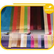 Tejido de tafetán africano 100% poliéster diseño de moda Nigrican multicolor hecho a la medida