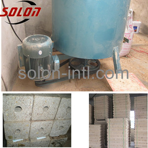 Mixer wood sawdust glue mixer machine