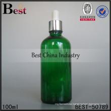 100ml essential oil bottles bulk green color