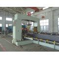 Poste de aço para entrega direta de eletricidade feita na fábrica