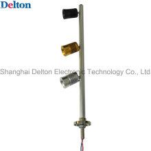 Luz de poste multi-luz flexible para el gabinete del LED y la iluminación del escaparate (DT-ZBD-001)
