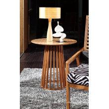 Lámpara de mesa decorativa de lectura de bambú para el hogar
