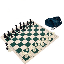 The Original 100% Silicone Tournament Chess Mat