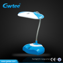 Consumer electronic rechargeable battery led table lamp