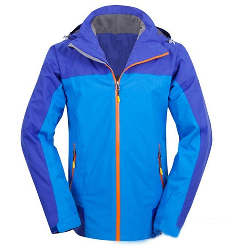 Blue Snowboarding Jacket 1