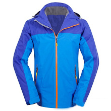 Blue Snowboarding Jacket and Mountain Wear