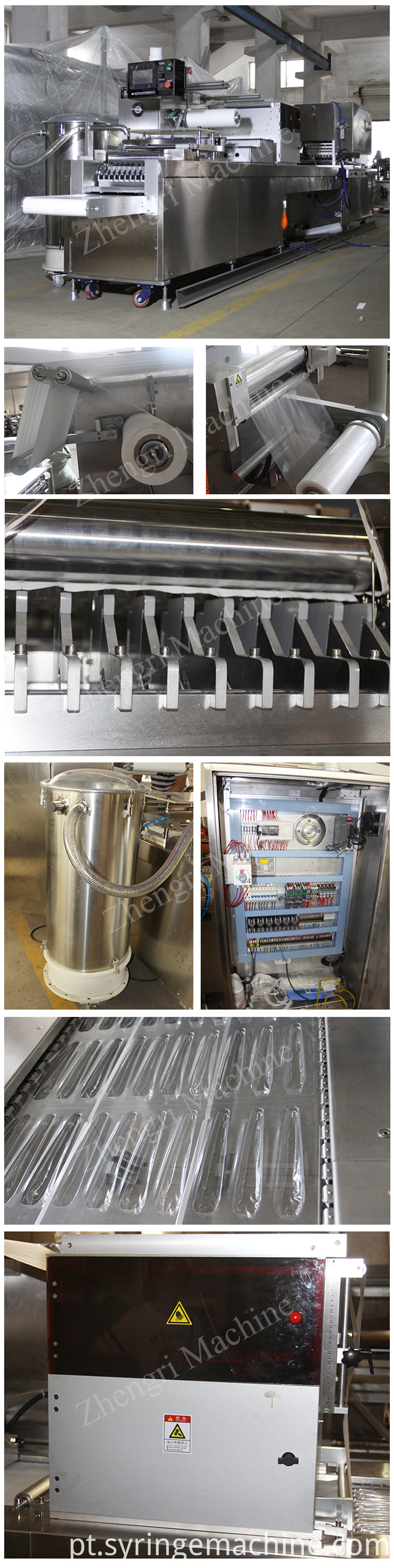 Syringe Packaging Machine