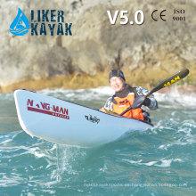 PE casco de una persona sentarse en Ocean Kayaks 2016