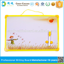 small carton board with carton print for kids