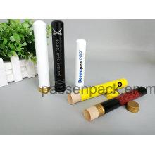 Farbiges Metall Aluminium Verpackungsrohr für Kosmetikverpackung (PPC-ACT-034)