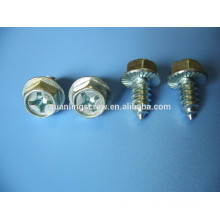 Phillips Hex head self tapping screw