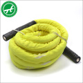 Best selling crossfit battle rope with nylon cover