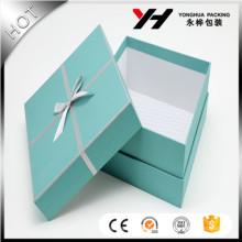 Jewery boîte-cadeau boîte d'emballage pas cher luxe boîte à bijoux emballage