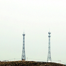 Telecommunication Power Transmission Tower