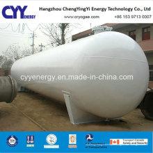 Réservoir de stockage de dioxyde de carbone d'argon d'azote d'oxygène liquide à basse pression utilisé industriel de 20m3 avec différentes capacités