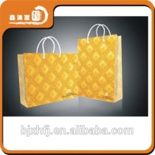 new design custom jewelry coated paper gift bag