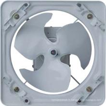 Ventilateur d'échappement en métal / Ventilateur / 100% Moteur en cuivre
