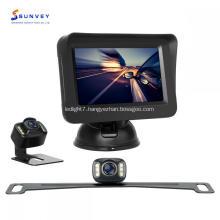 Car Camera and Monitor Kit