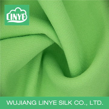 super poly fabric for fashion dress/lady blouse