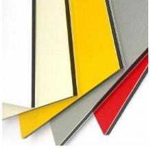 снаружи, снаружи использовать алюминиевые композитные панели, АКП, облицовка стен, покрытие PVDF,