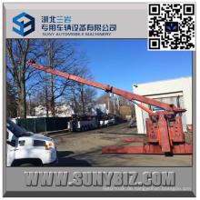50 Tonnen Heavy Duty Schiebe-Rotator Recovery Truck Body