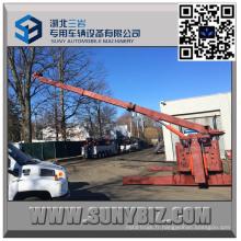 Corps de camion de récupération rotatoire résistant de rotateur de 50 tonnes