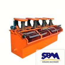 High efficiency reverse flotation of iron ore sulfur grind