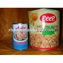 Canned Mushrooms (high quality)