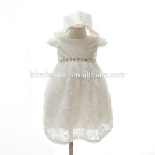 Recién llegado de bebé y niños pequeños Tulle Party Dress Infant Girls Fancy Dresses para bebé