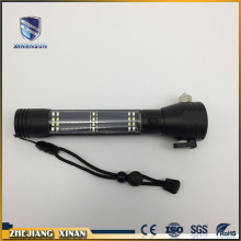 Portable emergency rechargeable mini flashlight